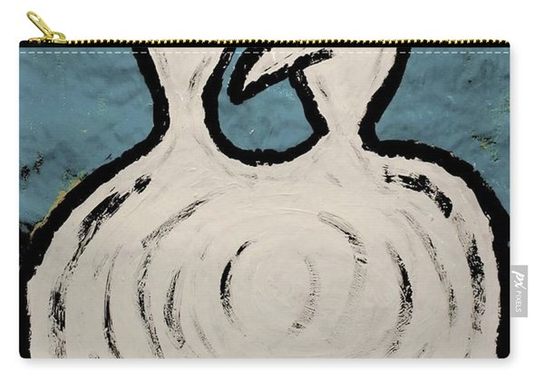 Angels And Devils - The Twins Carry-all Pouch
