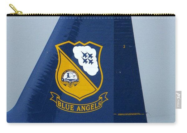 Angels Tail Carry-all Pouch