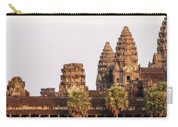 Angkor Wat 19 Carry-all Pouch