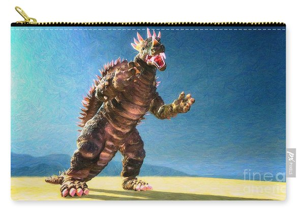 Anguirus Reigns Carry-all Pouch