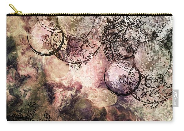 Anima Abstract Carry-all Pouch
