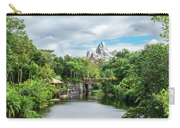 Expedition Everest Carry-all Pouch