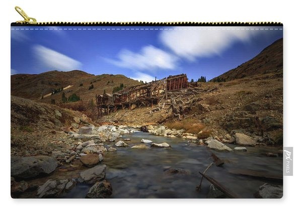 Animas Forks Creek Carry-all Pouch