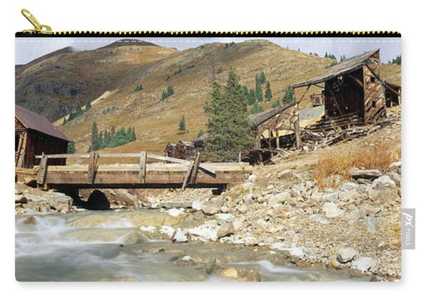 Animas Forks Ghost Town, Colorado Carry-all Pouch