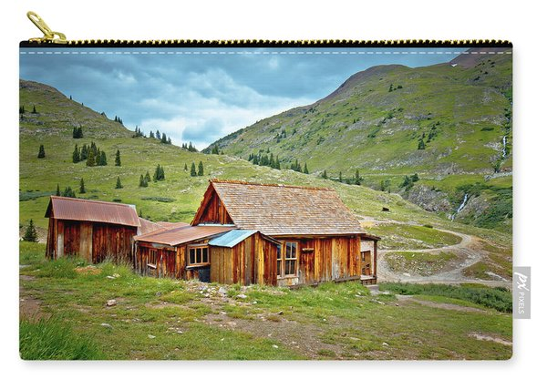 Animas Forks Homestead Carry-all Pouch