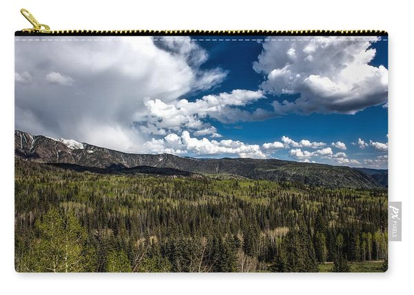 Animas River Valley Carry-all Pouch