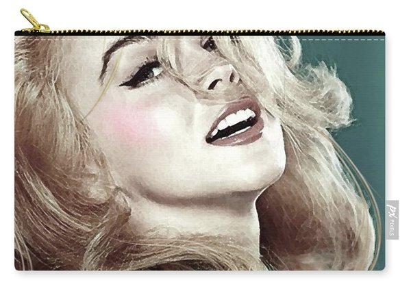Ann Margret, Patio Diet Cola, Bye, Bye Birdie, Sterling Cooper Pryce, Mad Men Carry-all Pouch