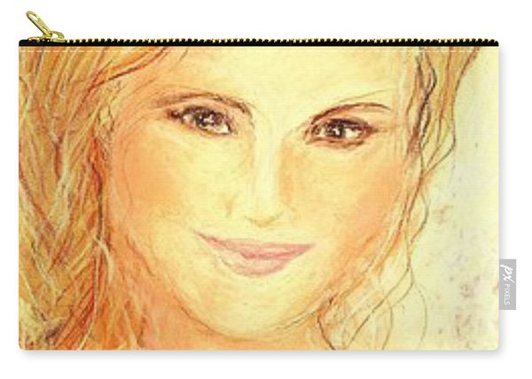 Anna Paquin Carry-all Pouch