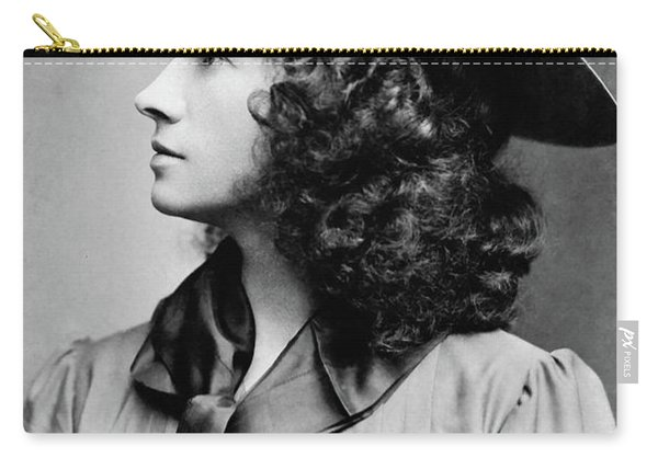 Annie Oakley Profile Carry-all Pouch