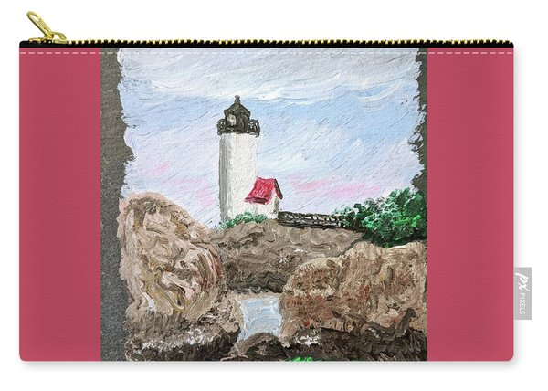 Annisquam Sunset 1 Carry-all Pouch