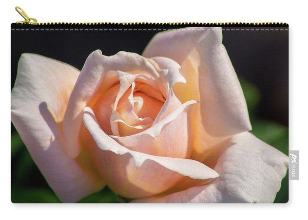 Another Beautiful Pink Rose Carry-all Pouch
