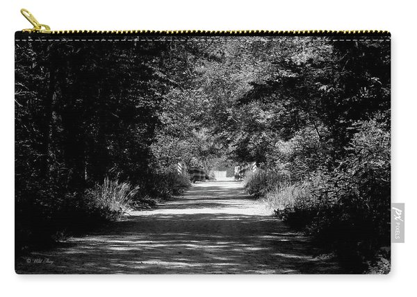 Shaded Memories Carry-all Pouch