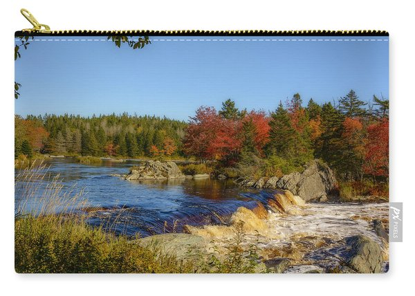 Another View Of Liscombe Falls Carry-all Pouch