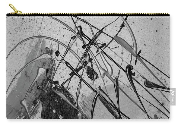 Carry-all Pouch featuring the painting Another World by Michael Lucarelli