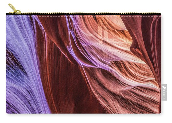 Antelope Canyon Air Glow Carry-all Pouch