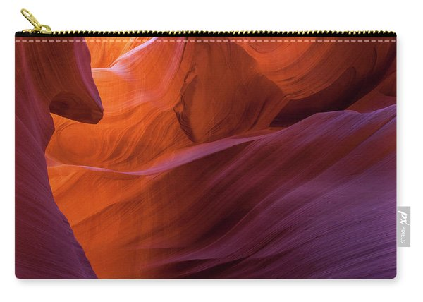 Antelope Canyon Fire Carry-all Pouch