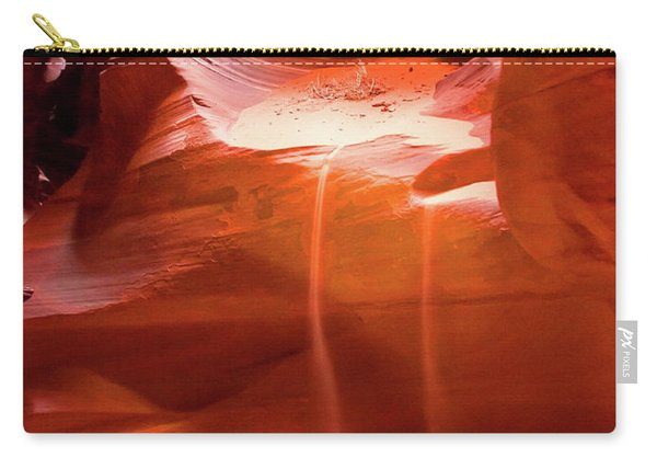 Antelope Canyon - The Falls Carry-all Pouch