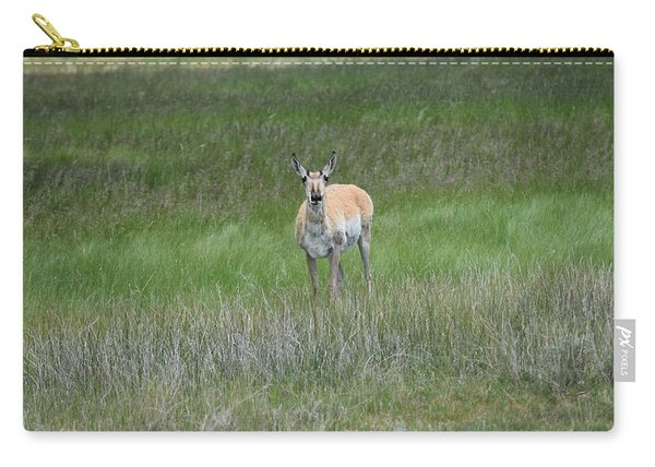 Prong Horned Antelope Lake John Swa Co Carry-all Pouch