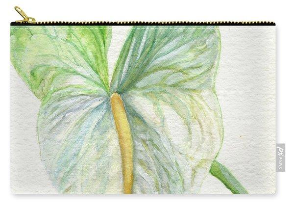 Anthurium Carry-all Pouch