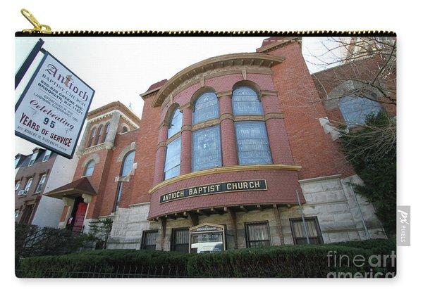 Antioch Baptist Church Carry-all Pouch