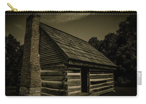 Antique Cabin - The Hermitage Carry-all Pouch