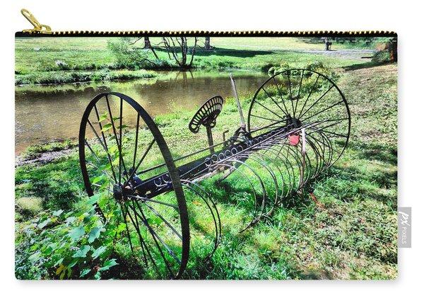 Antique Farm Equipment 3 Carry-all Pouch