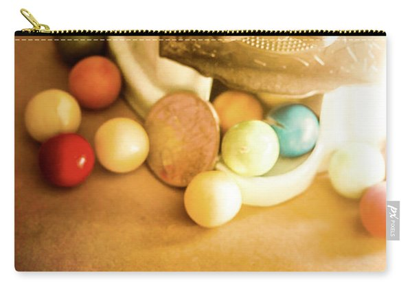 Antique Gumball Vending Machine  Carry-all Pouch