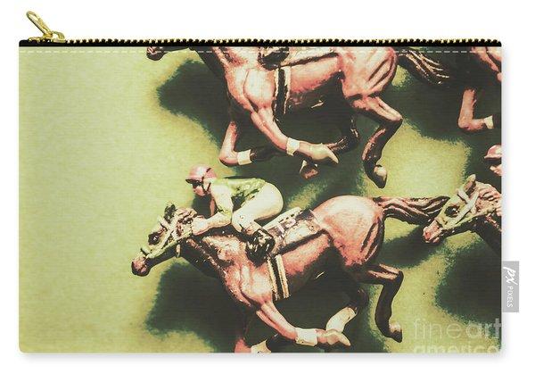 Antique Race Carry-all Pouch