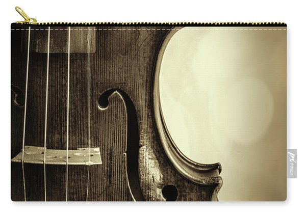 Antique Violin 1732.34 Carry-all Pouch