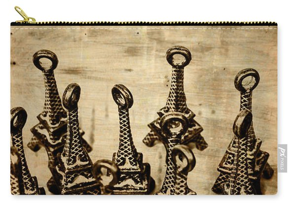 Antiques Of France Carry-all Pouch