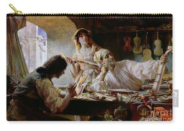 Antonio Stradivari Carry-all Pouch