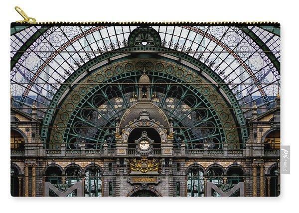 Antwerp Train Terminal Carry-all Pouch