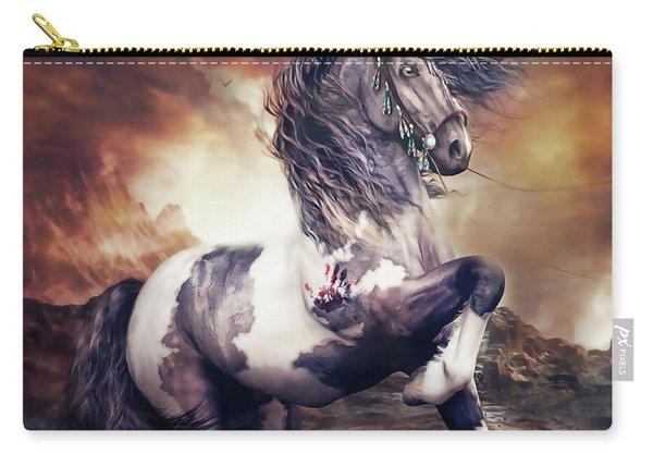 Apache War Horse Carry-all Pouch