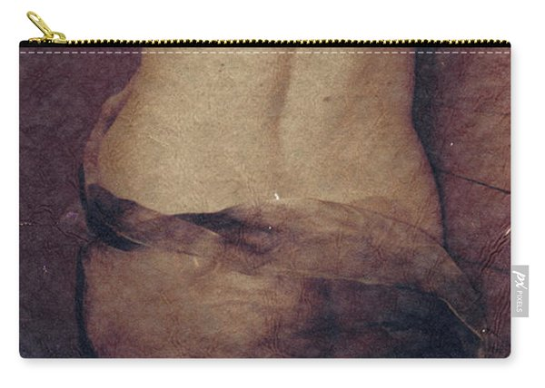 Carry-all Pouch featuring the photograph Aphrodite by Catherine Sobredo