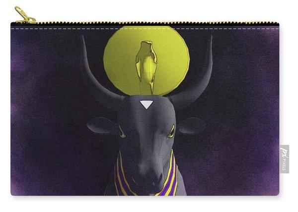 Apis Bull - God Of Egypt Carry-all Pouch