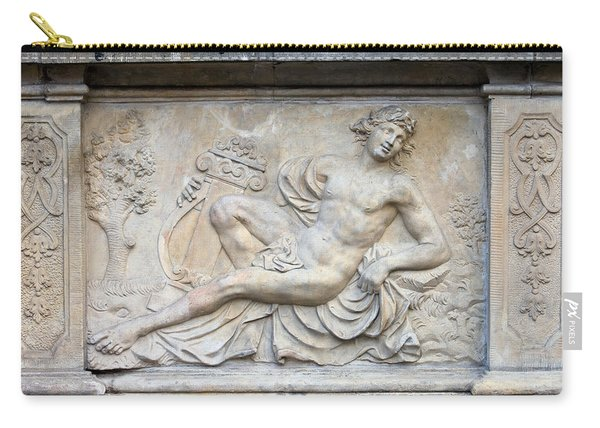 Apollo Relief In Gdansk Carry-all Pouch