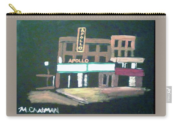 Apollo Theater New York City Carry-all Pouch