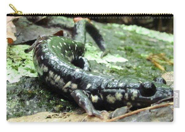 Appalachian Slimy Salamander Carry-all Pouch