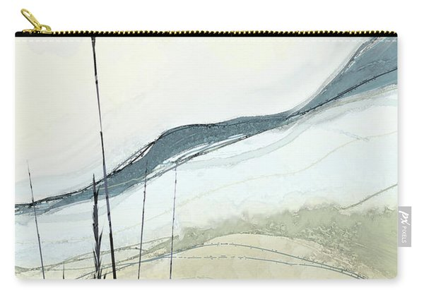Carry-all Pouch featuring the digital art Appalachian Spring by Gina Harrison