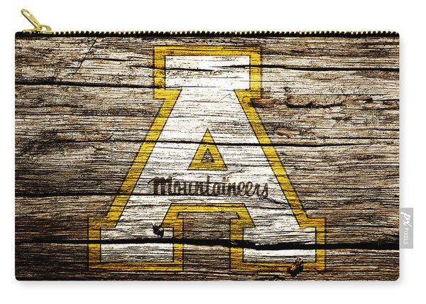Appalachian State Mountaineers 1a Carry-all Pouch