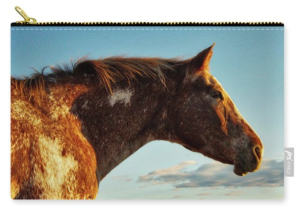 Appaloosa Mare Carry-all Pouch
