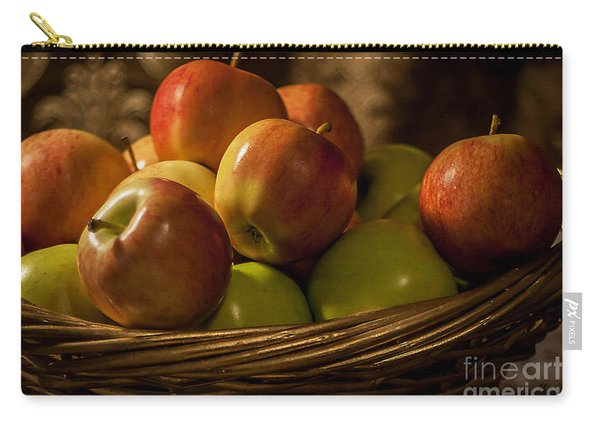 Apple Basket Carry-all Pouch