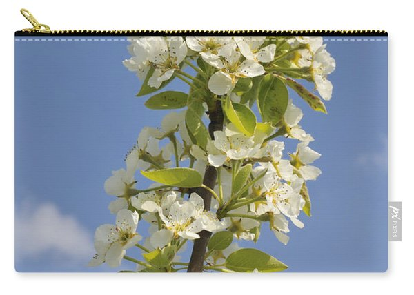 Apple Blossom In Spring Carry-all Pouch