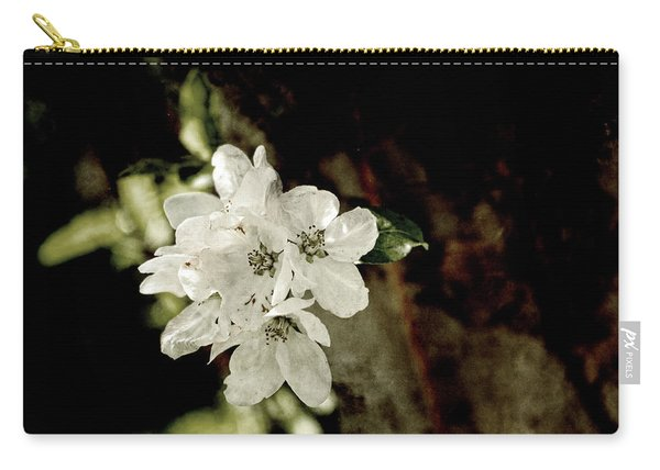 Apple Blossom Paper Carry-all Pouch