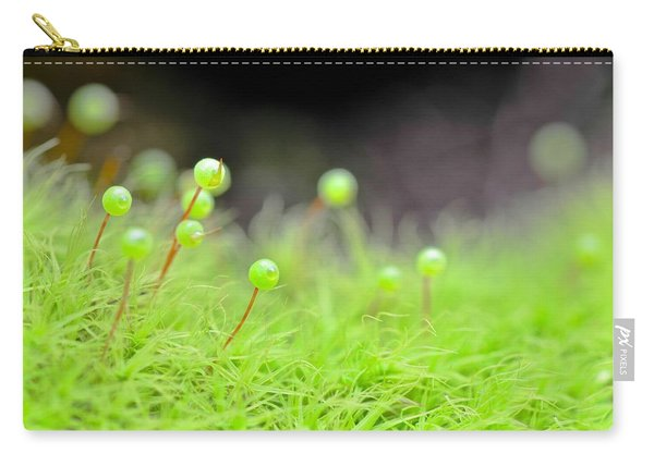 Apple Moss Carry-all Pouch