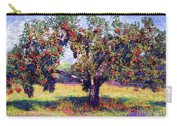 Apple Tree Orchard Carry-all Pouch