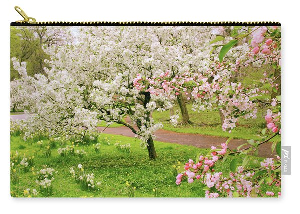 Apple Trees In Bloom Carry-all Pouch