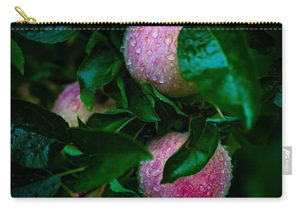 Apples After The Rain Carry-all Pouch