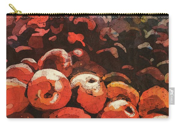 Apples Galore Carry-all Pouch