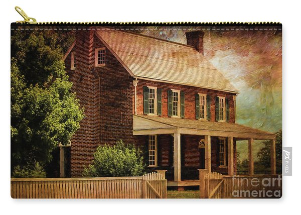 Appomattox Court House By Liane Wright Carry-all Pouch